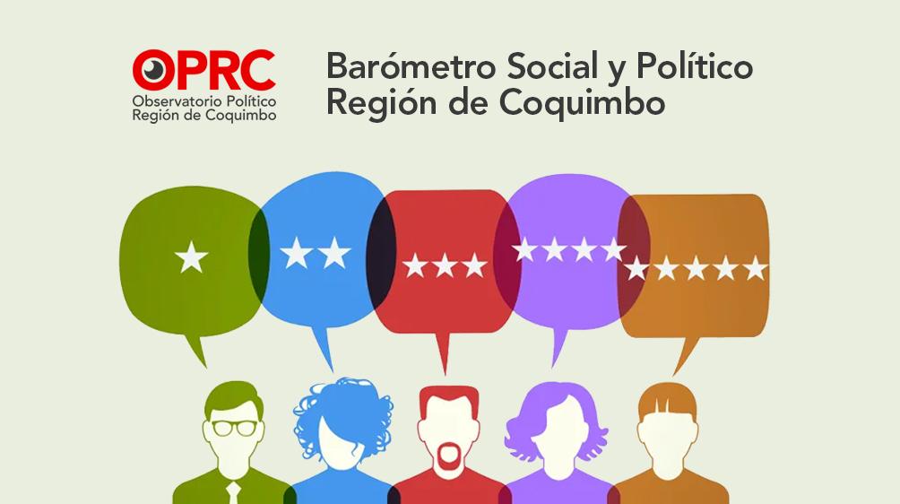 Revisa acá los resultados del Primer Barómetro Social y Político Región de Coquimbo